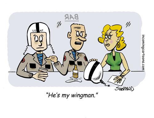 870. Wingman
