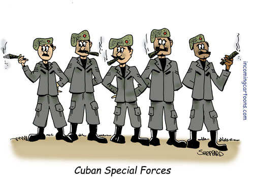 871  Cuban Special Forces