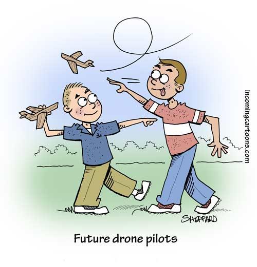 1013. Future USAF Drone Pilots