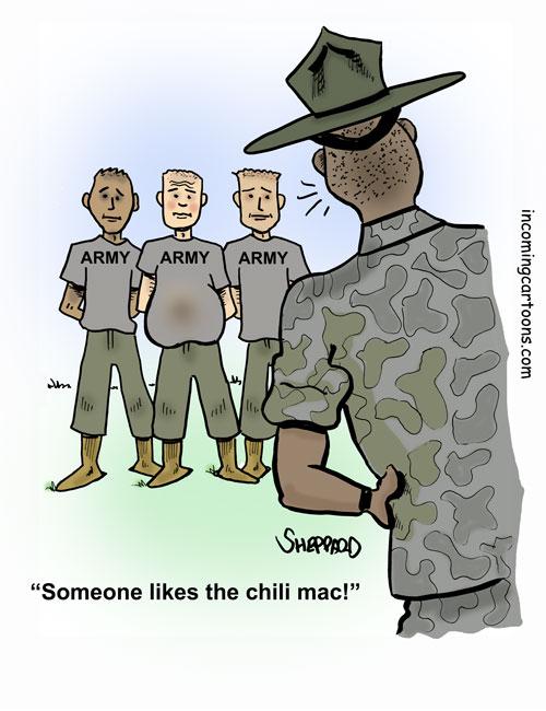 1034. Likes Chili Mac